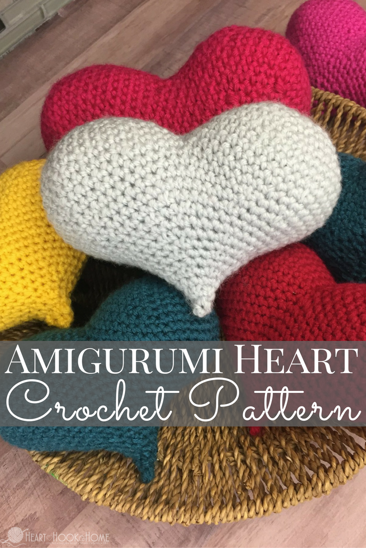 Crochet Hearts Free Patterns For Valentines Day Crafts Crochet