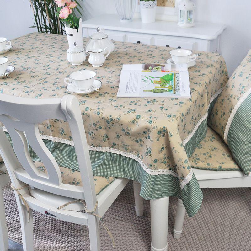 Flores frescas de han estilo de alimentaci n peque o - Manteles de mesa bordados ...