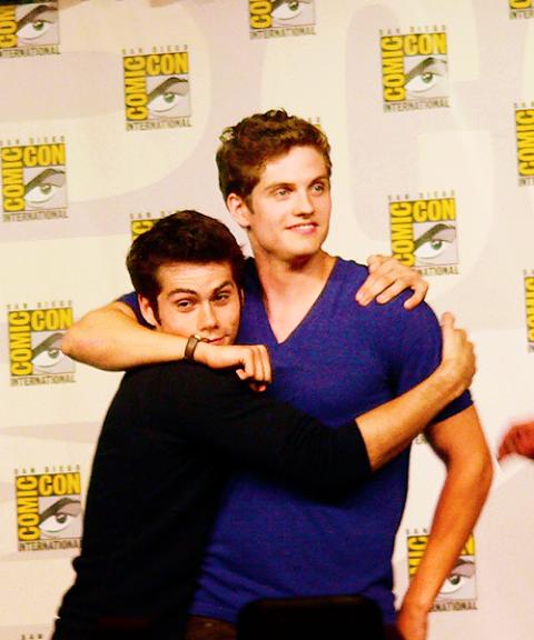 Dylan and Daniel! pic.twitter.com/TdTgVZOvjb