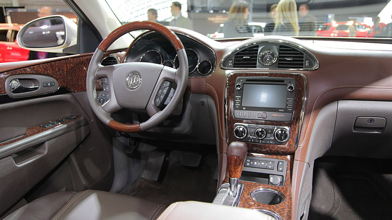2015 Buick Encore Interior With Images 2015 Buick Buick