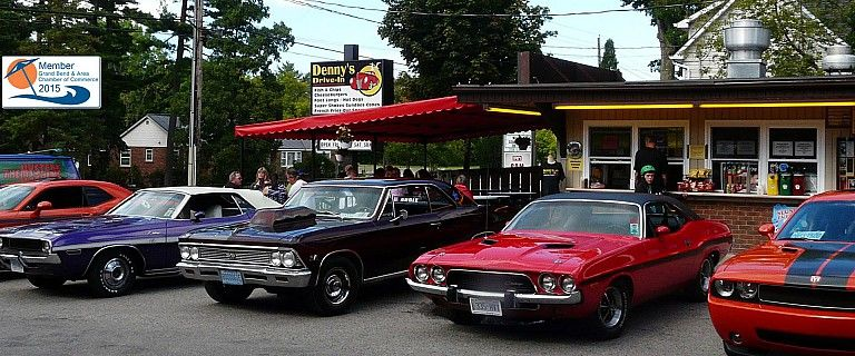 Denny S Drive In Grand Bend