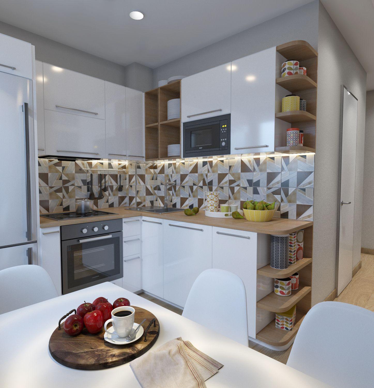 Маленькая кухня Галерея ddd Кухня pinterest kitchens