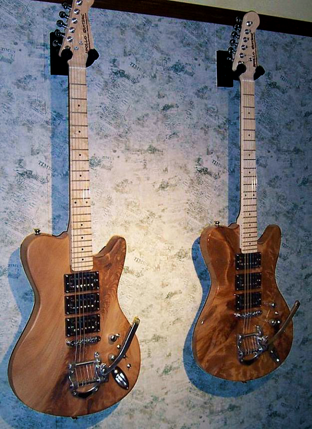 custom guitars made from ancient kauri a reclaimed 50 000 year old wood from new zealand. Black Bedroom Furniture Sets. Home Design Ideas