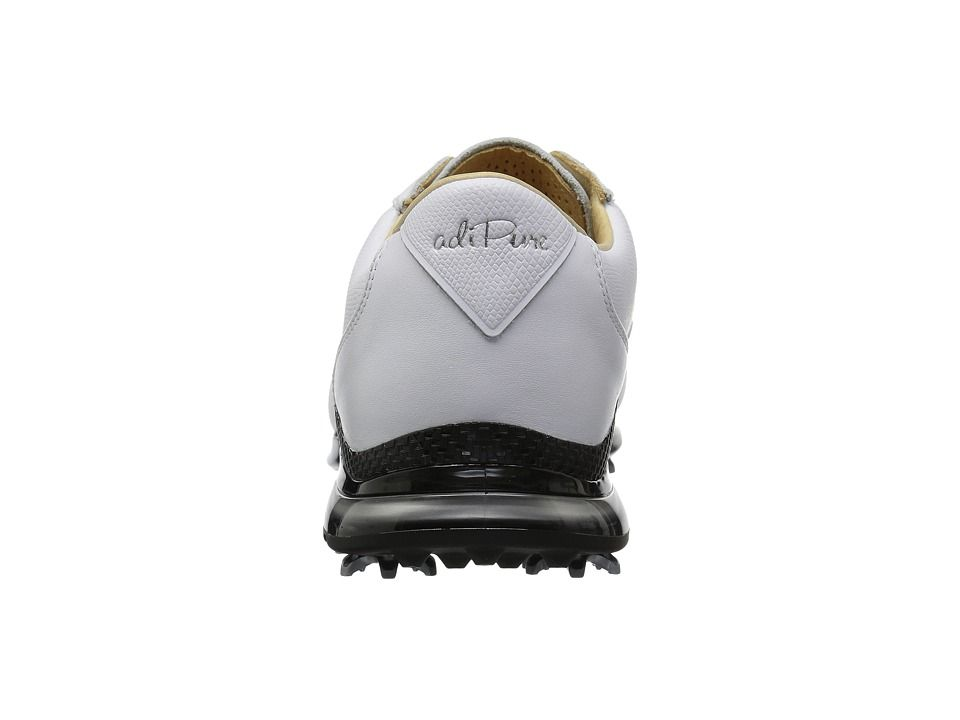 finest selection 2e8f8 af263 adidas Golf Adipure TP 2.0 Mens Golf Shoes Footwear WhiteFootwear  WhiteCore Black