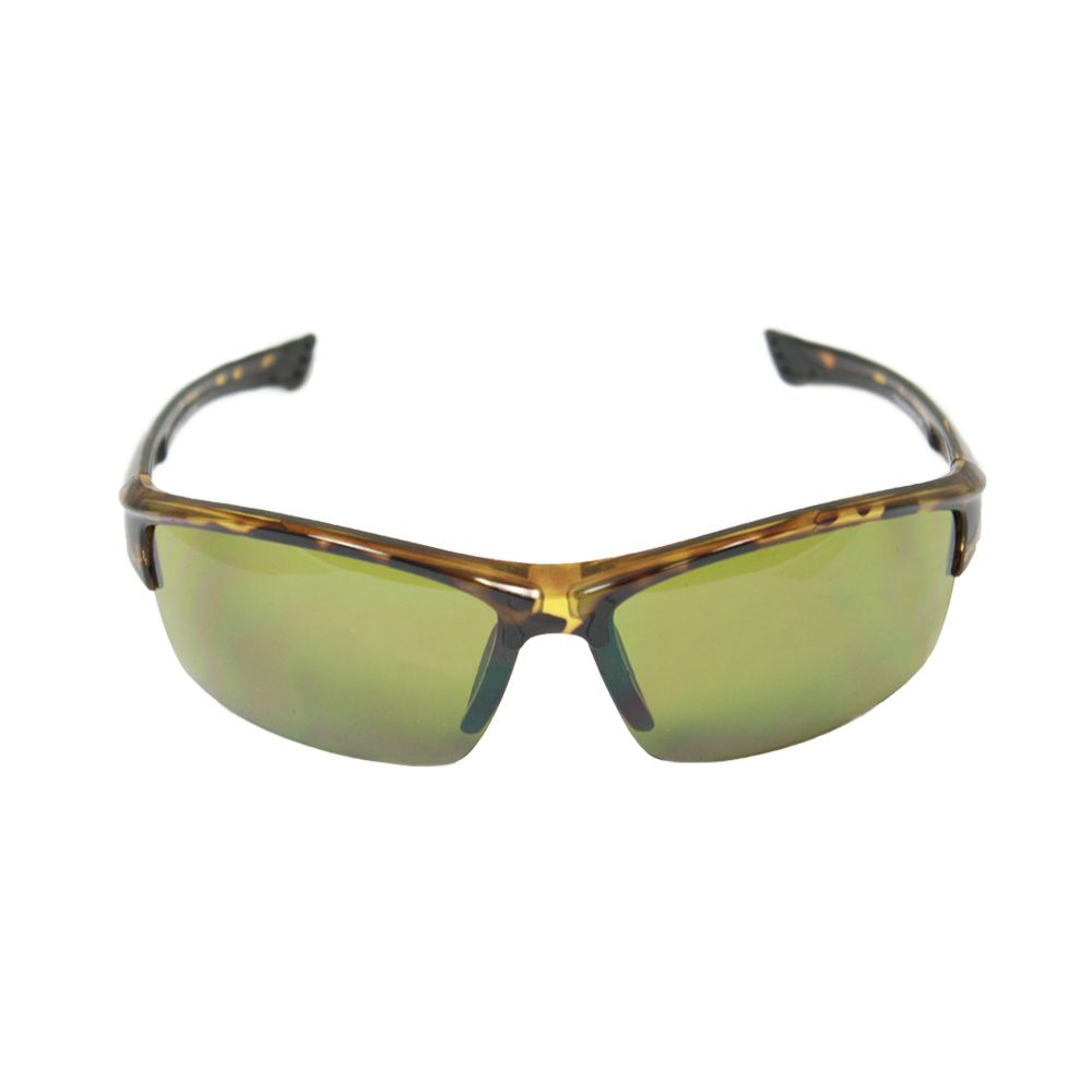 40c01825ded Tortoise Brown Golf Sunglasses • UV 450 for exceptional sun protection •  Stop hinge so temples