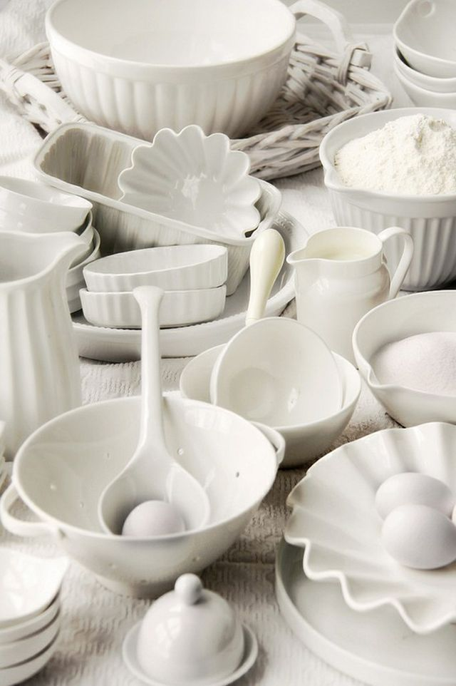 Seda Y Nacar Cer Micas Blanco Cocinas Y Porcelana Blanca