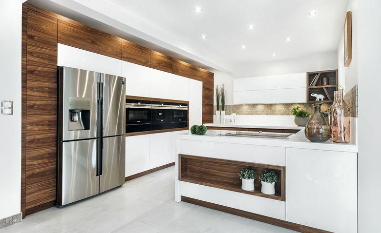 Fresh Trends For The Kitchen 2021 Color Furniture And Layout Edecortrends Edecortrends Kitchen Window Design European Kitchen Design Kitchen Interior