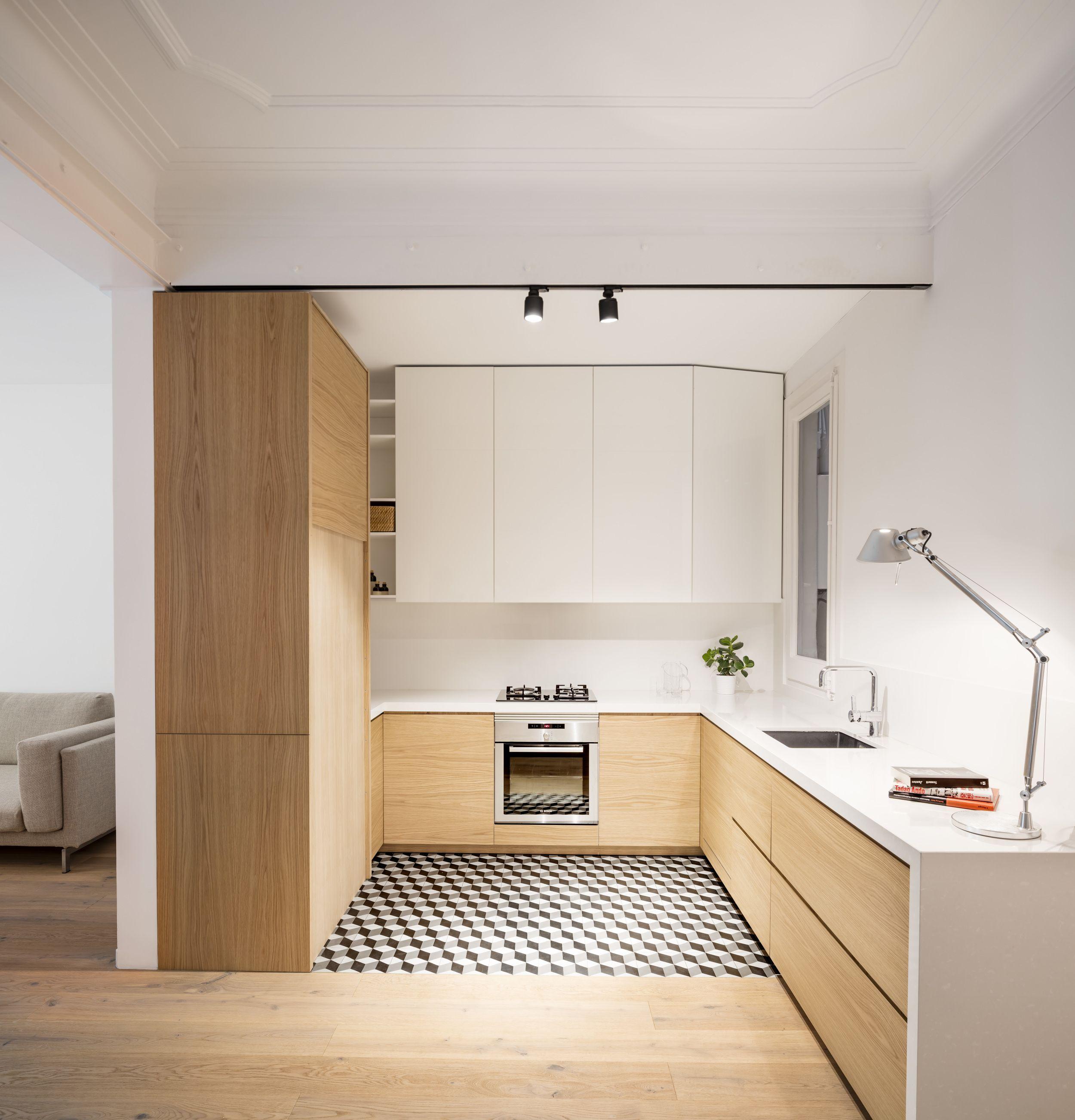 APARTAMENTO ALAN - EO arquitectura | cocina | Pinterest | Cocinas ...