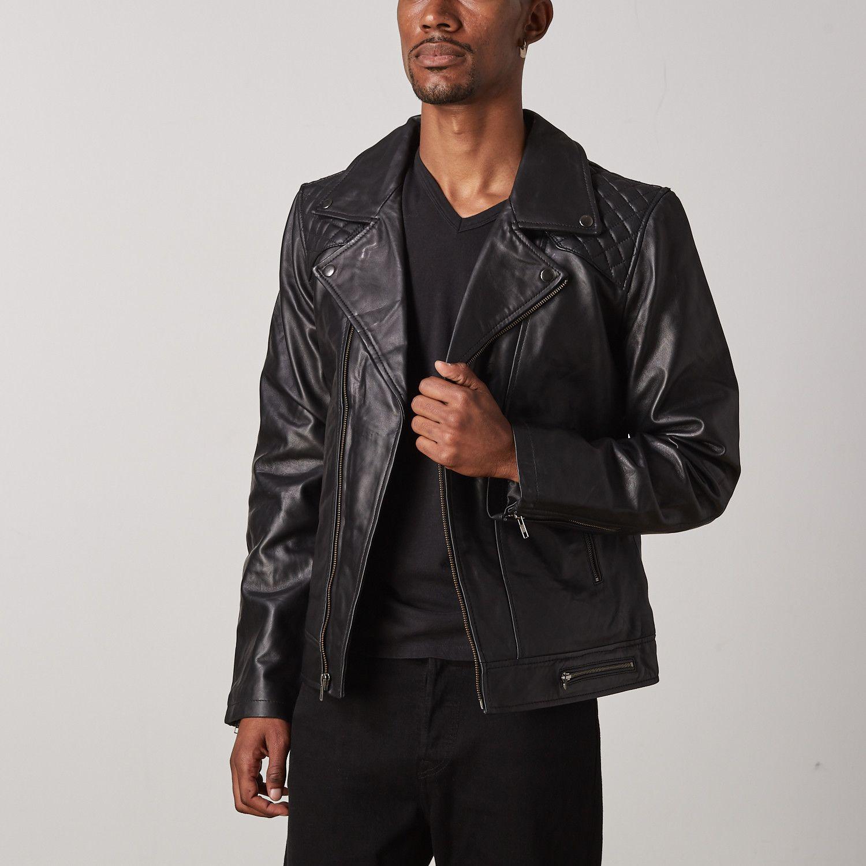 Bonanza Leather Jacket Black Leather Jacket Black Best Leather Jackets Leather Jacket [ 1500 x 1500 Pixel ]