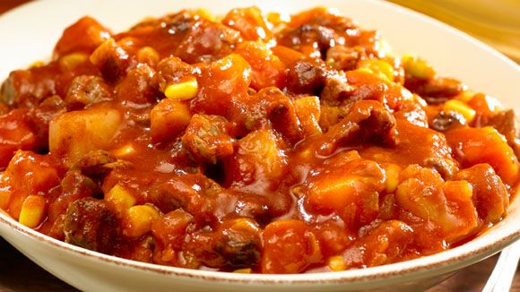 Cincinnati style chili rice recipe stew meals and recipes dinners argentinian beef stew forumfinder Gallery