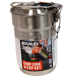 Stanley Camp Cook Set-  GOT YESTERDAY!  AWESOME!