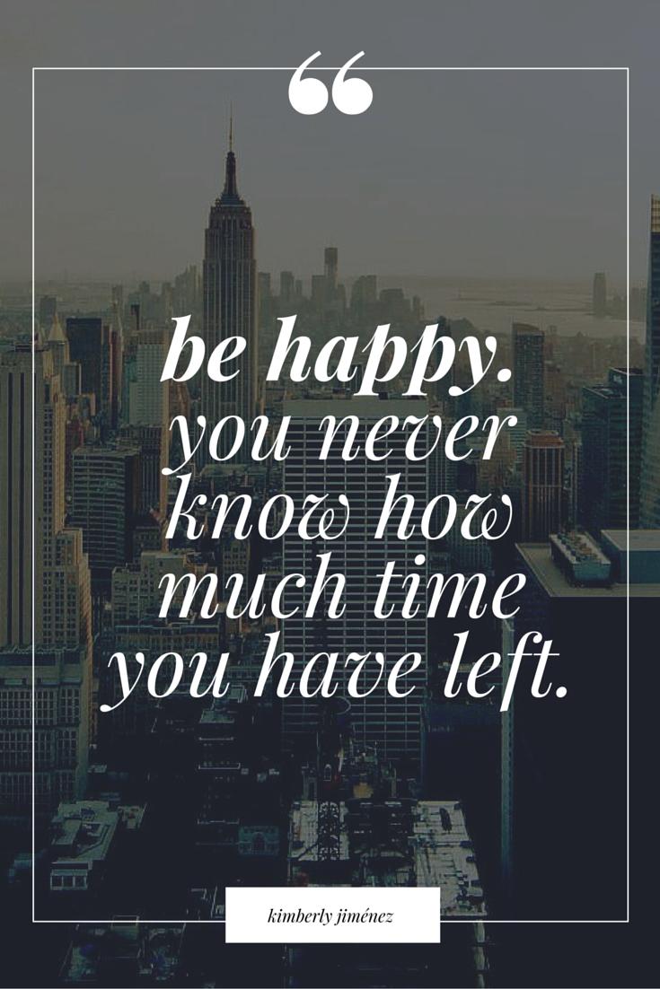 Life Is Short Quotes Sad