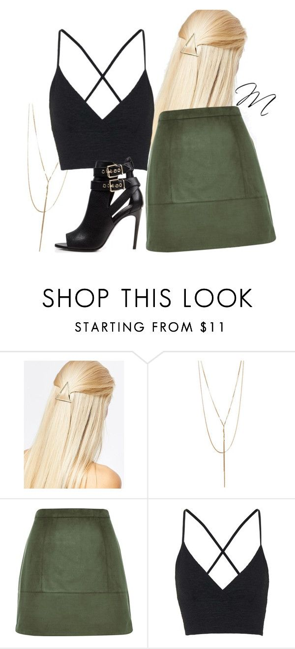 """""""Untitled #1777"""" by moria801 ❤ liked on Polyvore featuring DesignSix, Lana, River Island, Topshop and Burberry"""