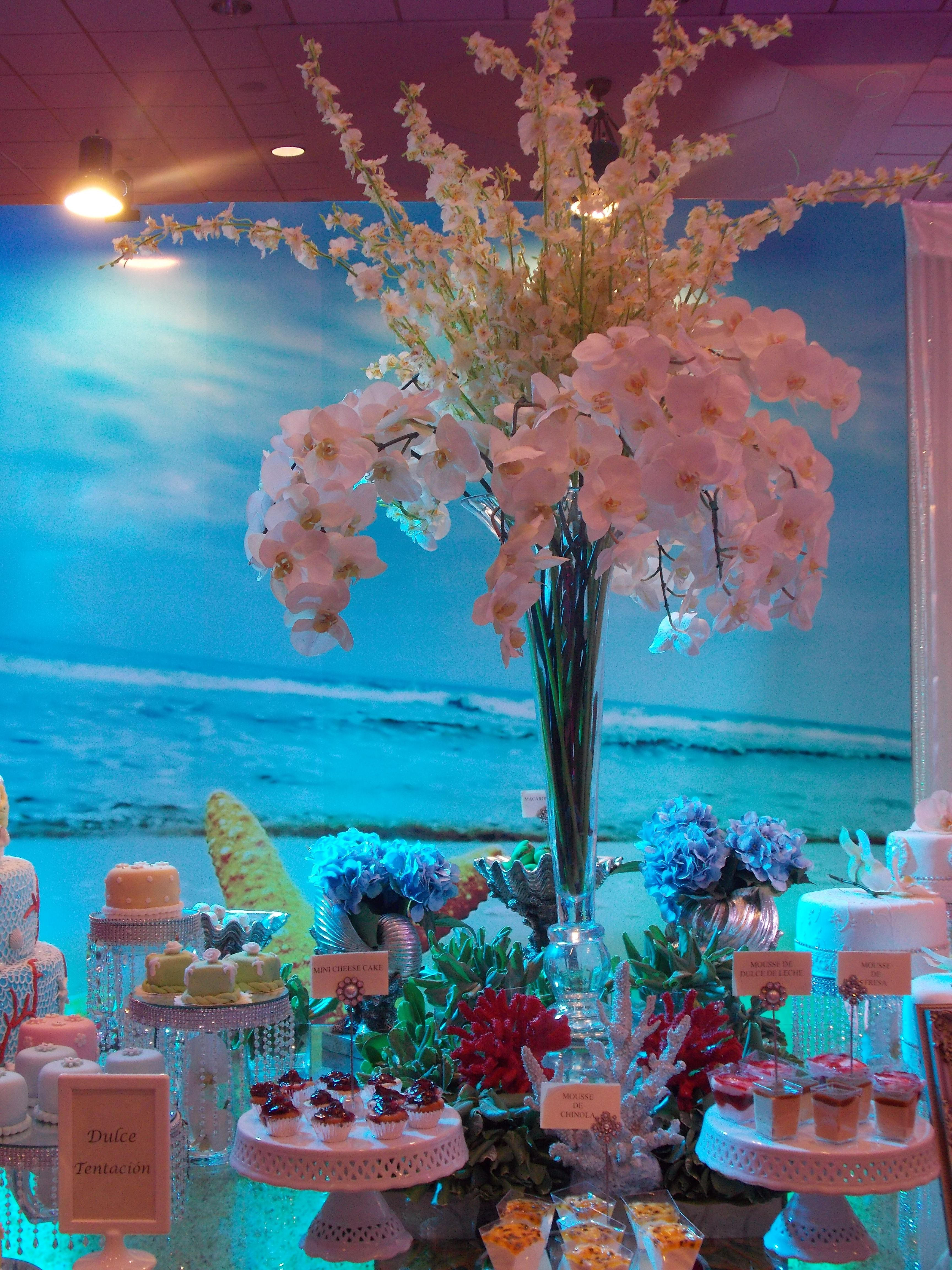 Weddingrdsa De Postres Diseno Para Bodas En La Playa