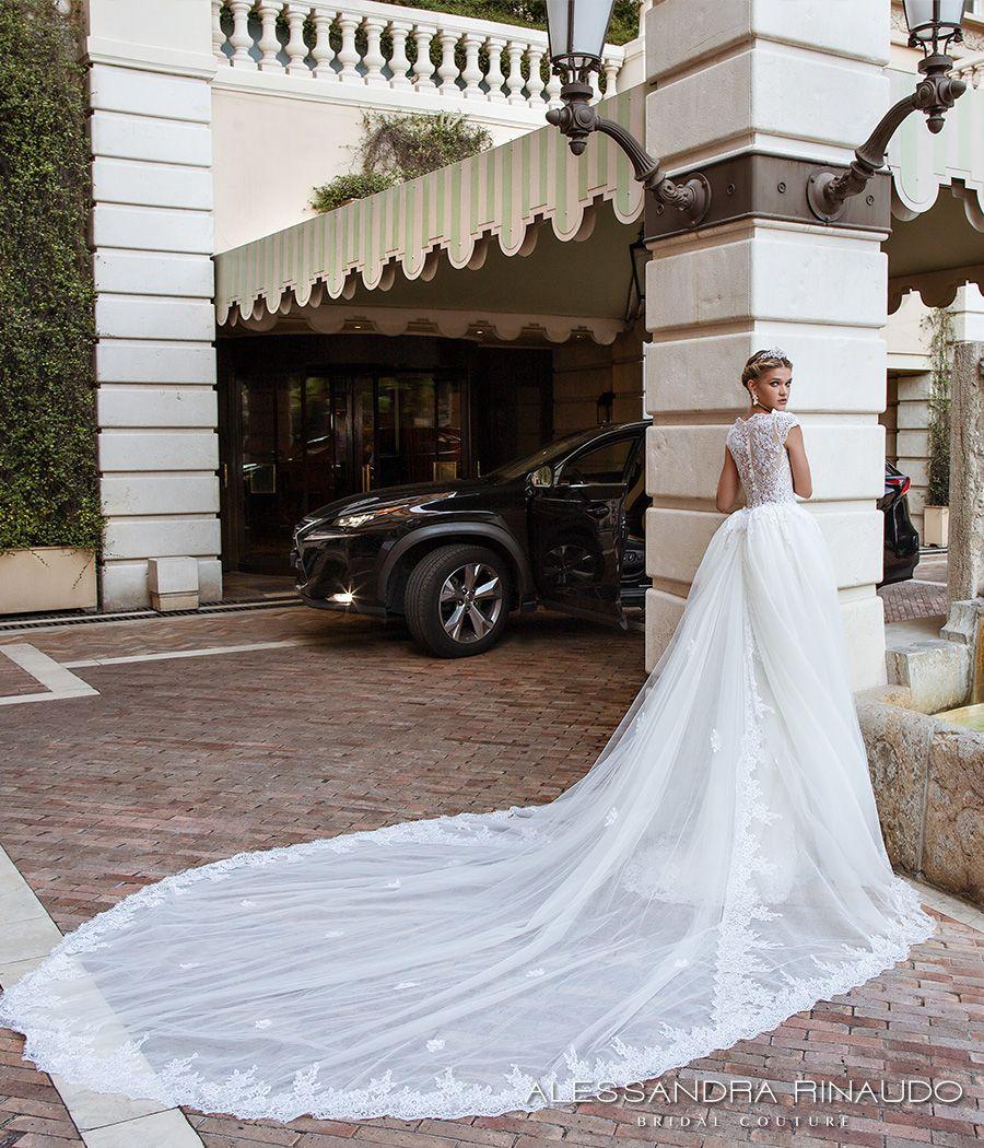 Long wedding dress  Alessandra Rinaudo  Wedding Dresses u Gorgeous Italian Bridal