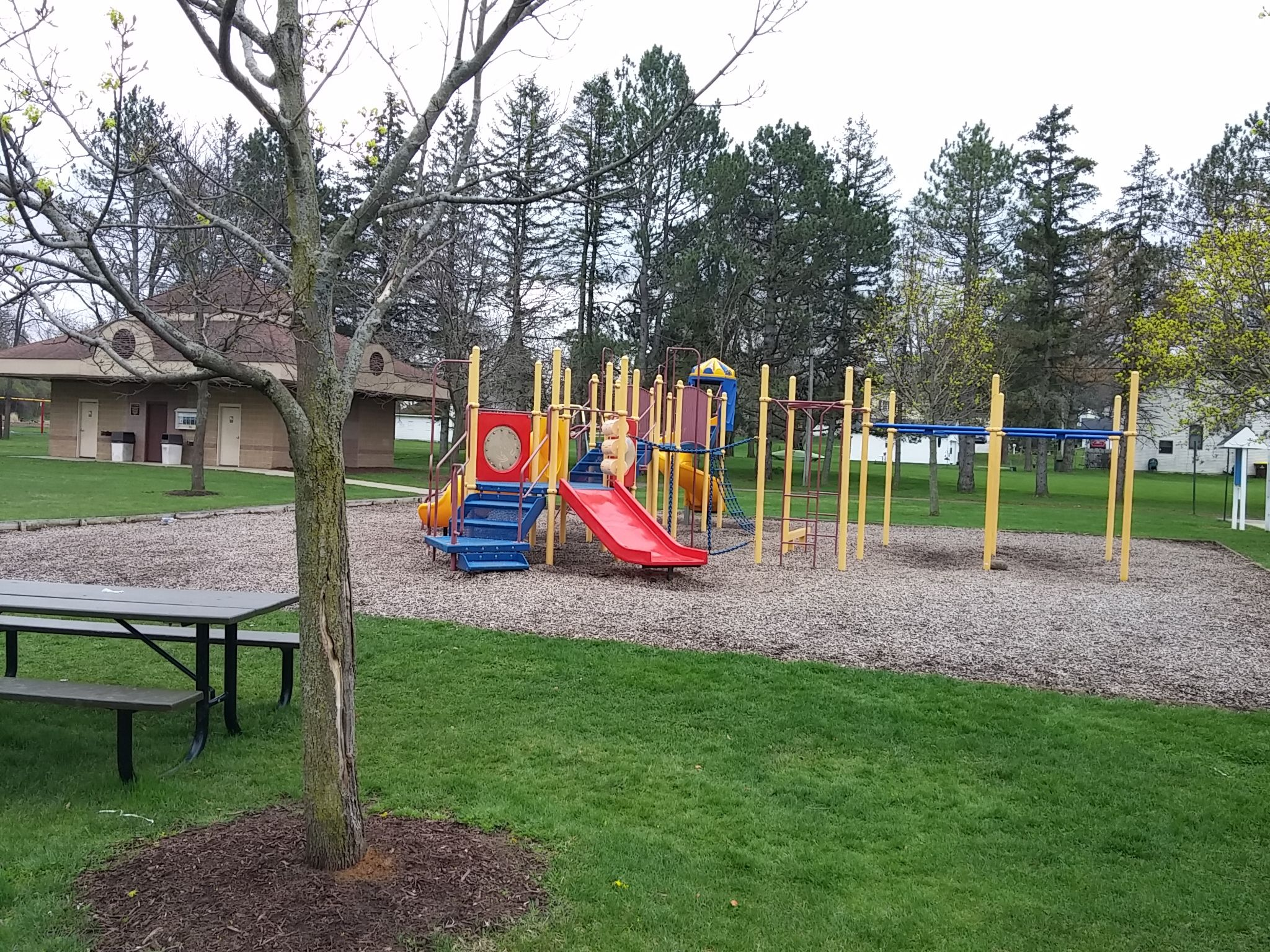 Dewitt Michigan Of Greater Lansing MI Riverside Park Includes Childrens Playground Pavilion Kayak Launch And Picnic Area Courtesy RE MAX Real Estate