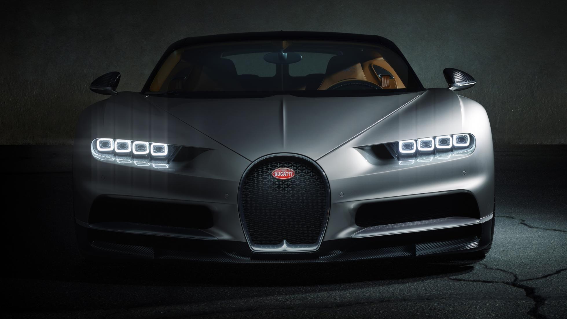 All Hail The New Bugatti Chiron New Bugatti Chiron Bugatti Chiron Bugatti