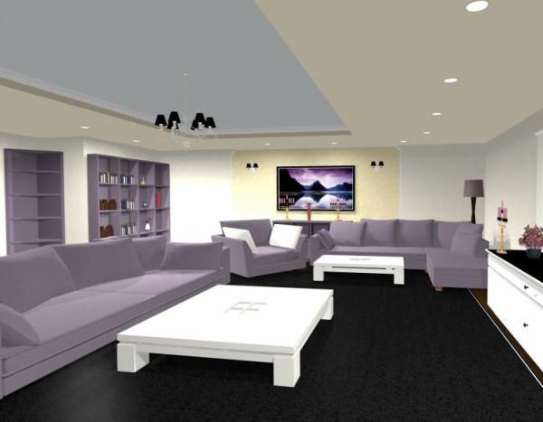 Design Interior Living Clasic Casa Constanta Design Interior