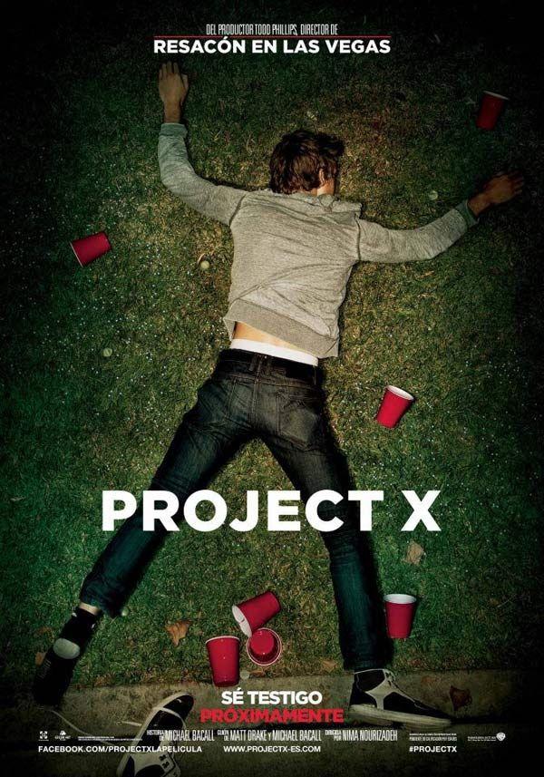 Project X. Pincha en la imagen para comprar las entradas.