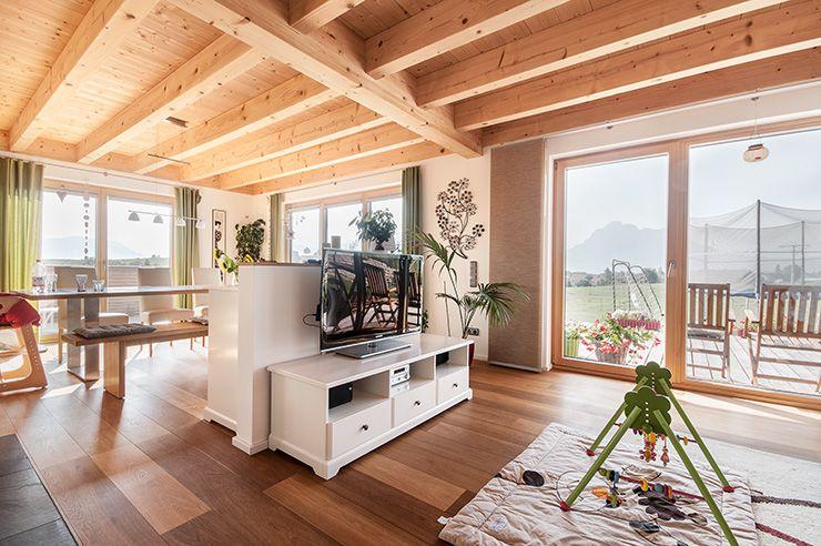 holzh user lerchenm ller holzbau gmbh lerchenm ller massivholzh user modernisierung in. Black Bedroom Furniture Sets. Home Design Ideas