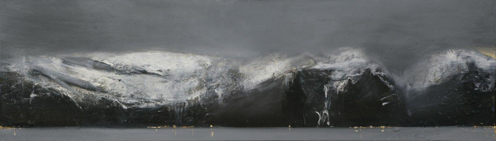 Ørnulf Opdahl: Fjordlandskap, 2009