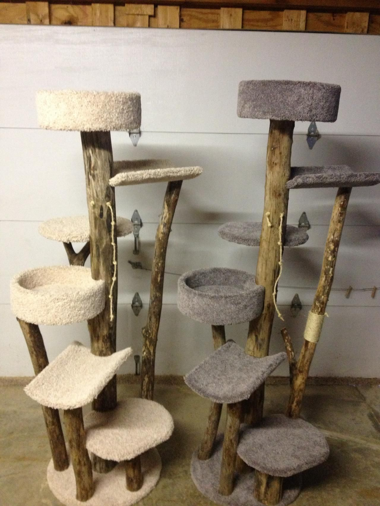 6 level mixed with 2 trays like this one cat tree