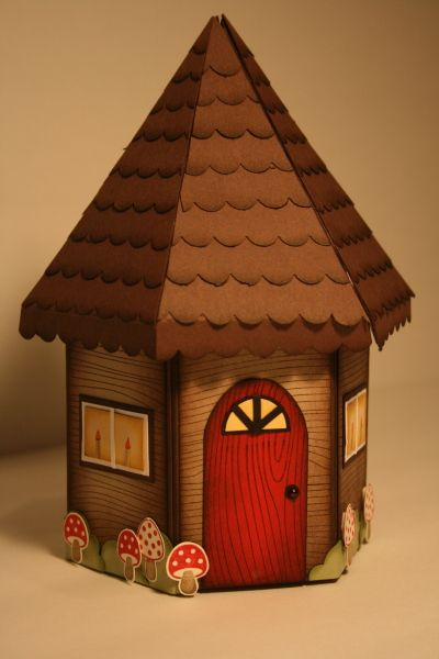 """Big Shot Contest"" Woodland Gnome Cottage"