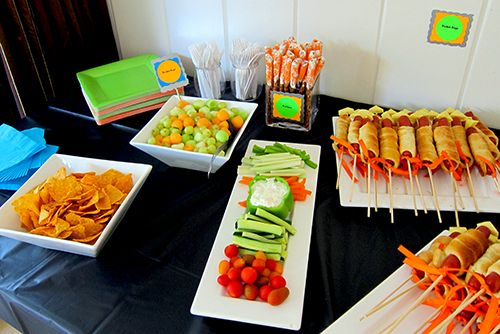 Best 25 Space Party Foods Ideas On Pinterest Eclipse
