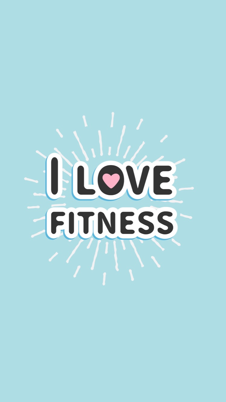 Tap And Get Free App I Love Fitness Girly Wallpaper For Iphone 6 From Everpix App Follow Us Iphone Wallpaper Girly New Wallpaper Iphone Iphone Wallpaper