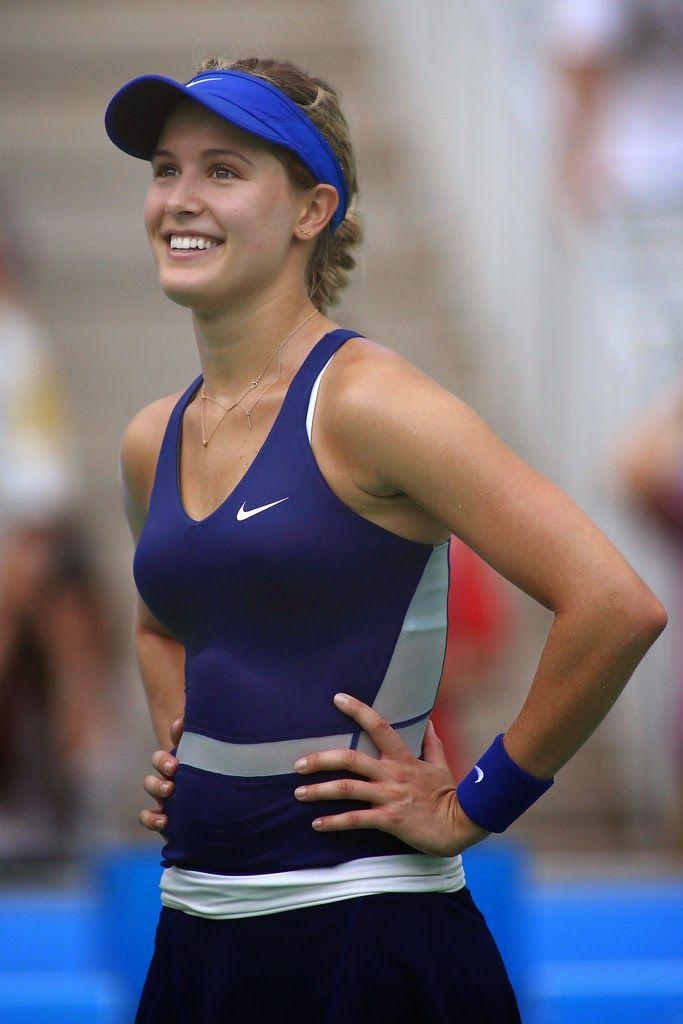 Tennis bouchard female player