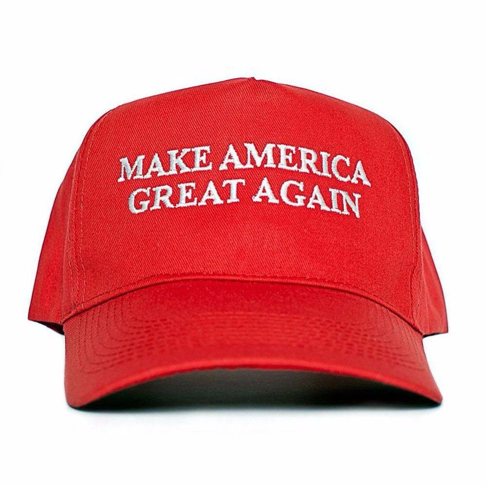 MAGA Red Hat Men's baseball cap, Casual cap, Red hats