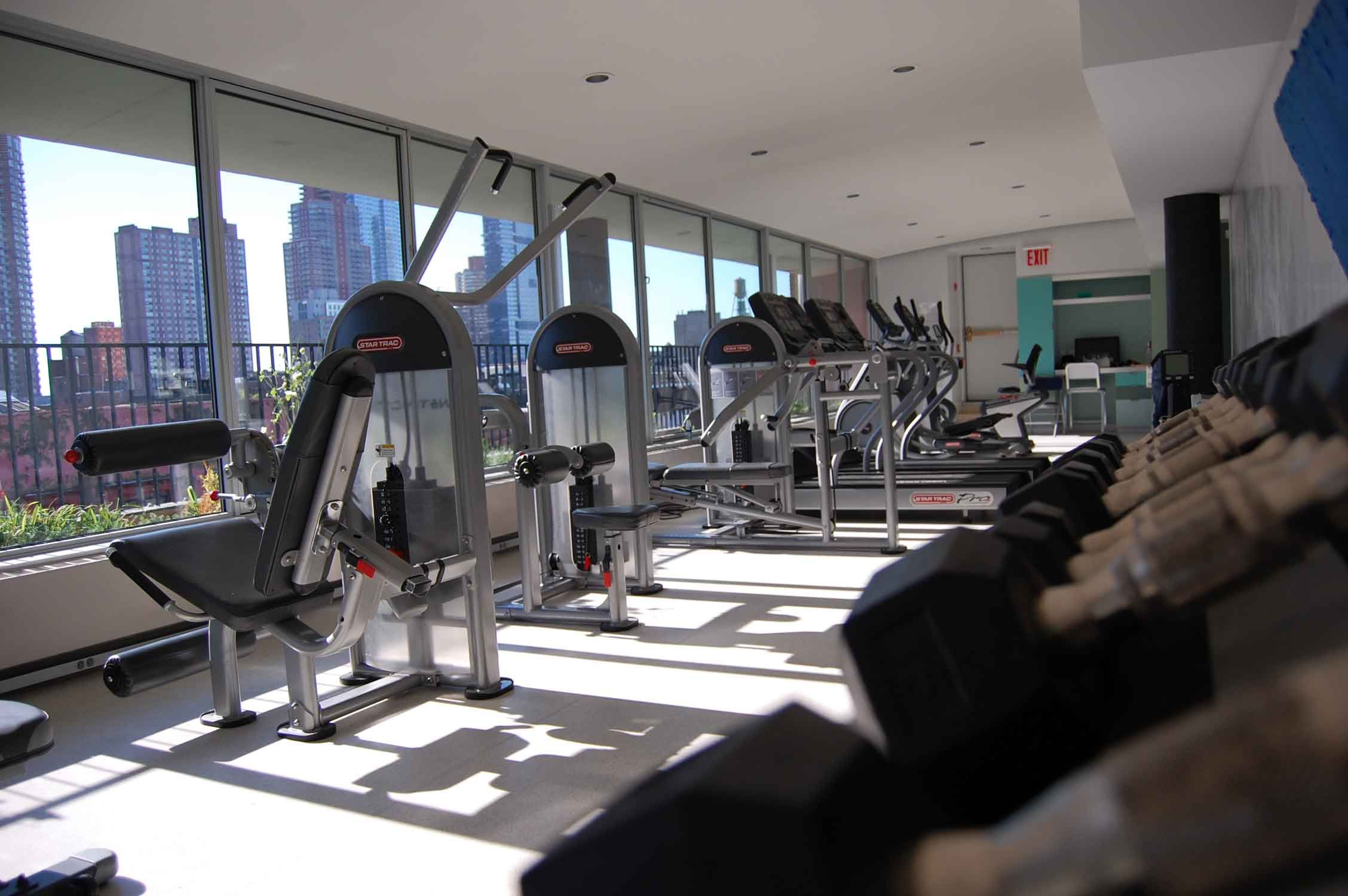 Home fitness gym equipment repair and service