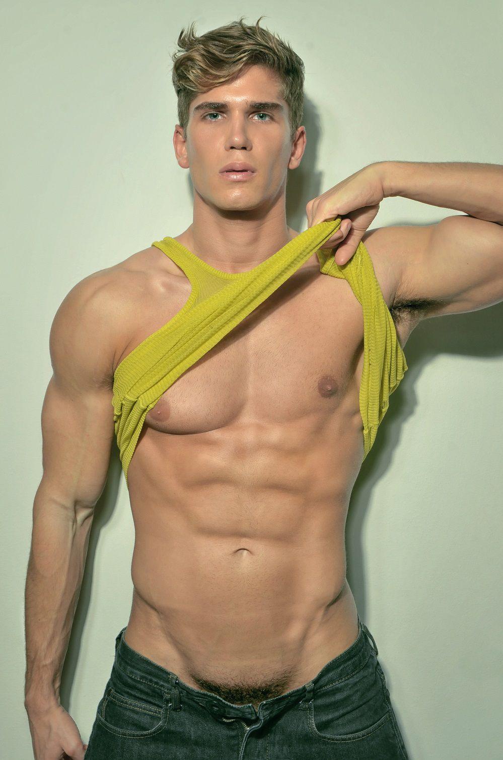 from Skylar naked males posing in mirror
