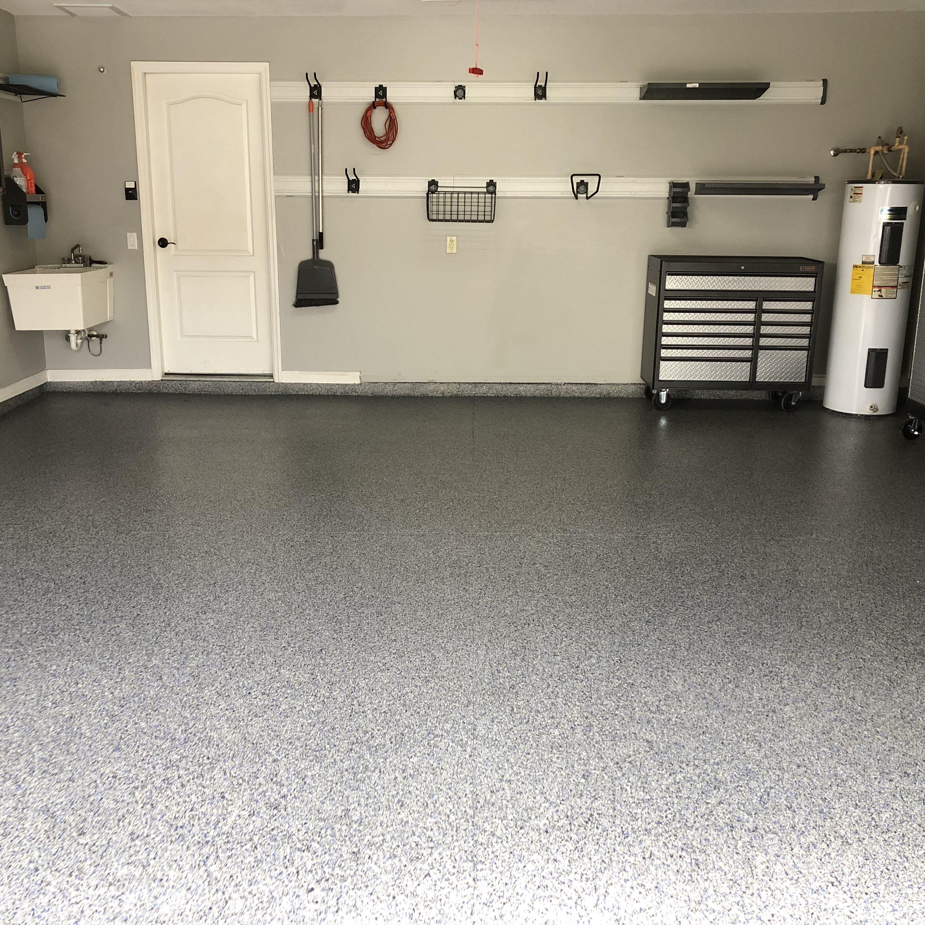 Colleyville, TX Garage Floor Coatings & Epoxy Flooring