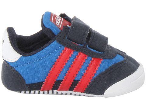 Frente a ti convergencia recuperar  adidas Originals Kids Learn-2-Walk Dragon (Infant/Toddler) Blue  Bird/Collegiate Red/White - Zappos.com Free Shippin… | Baby toddler, Kids  learning, Adidas originals