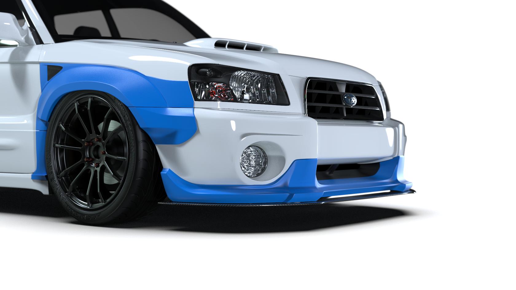 Carbon Fiber Rear Window Roof Spoiler For 2008 2013 Subaru Impreza 5dr Sti Subaru Impreza Impreza Subaru