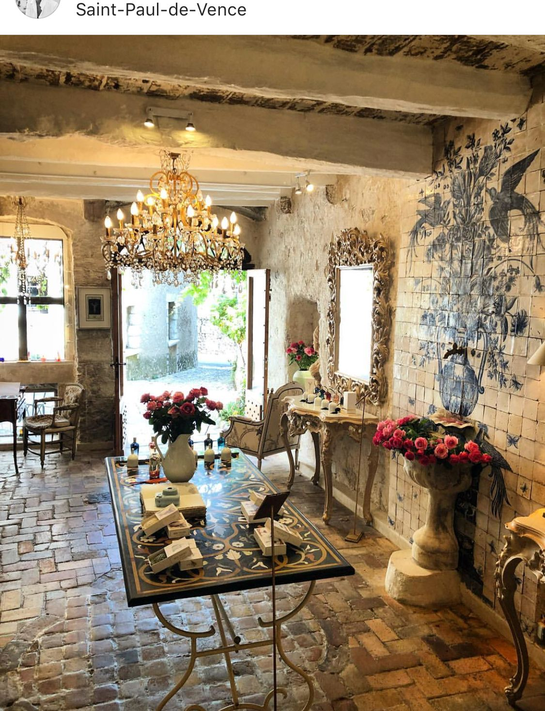 French Country Chic Country House Decor French Country