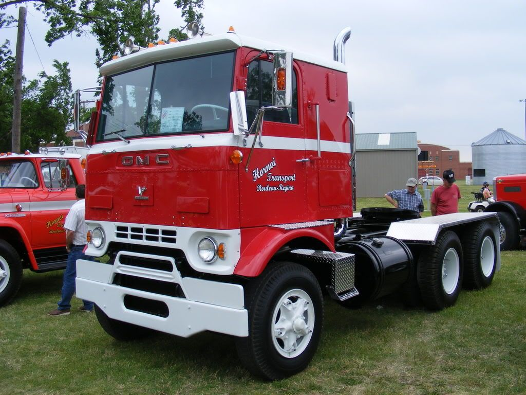 Gmc crackerbox coe