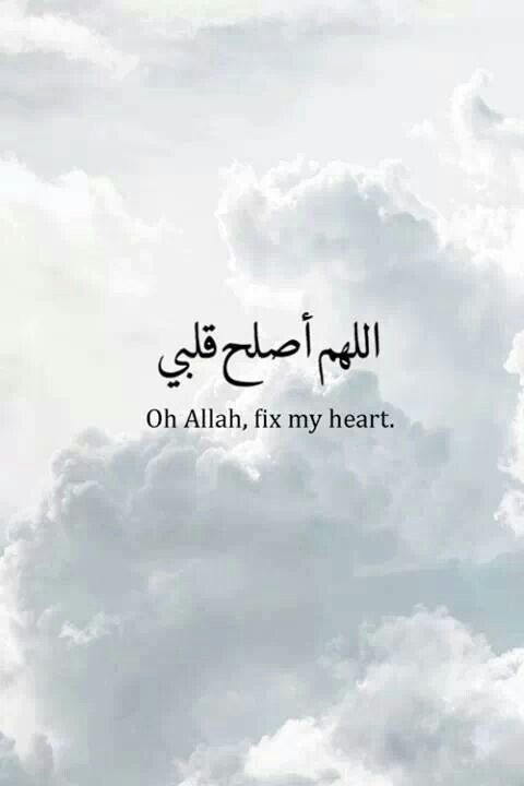 اللهم يا خالق هذا القلب املأه إيمانا حتى القاك يوم لا ينفع مال ولا