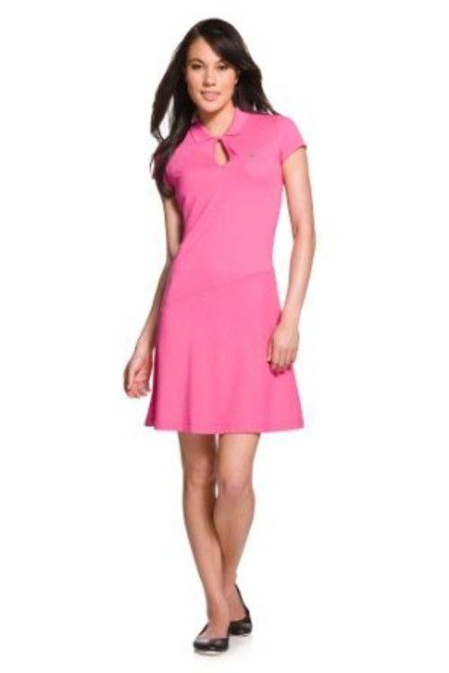 Lacoste Dress - $96 | Fashion | Pinterest