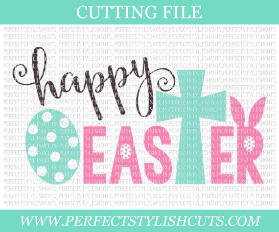 38+ Easter Svg * Happy Easter * Easter * Cross Cut File Design