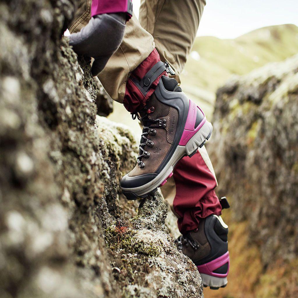 Ecco Womens Biom High Hydromax Hiking Shoe