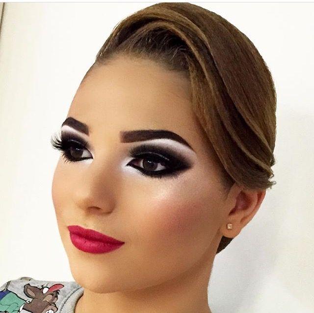 For A Bold Look Dance Hair Amp Makeup Pinterest Bald