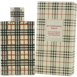 Burberry Brit By Burberry Eau De Parfum Spray 3.4 Oz