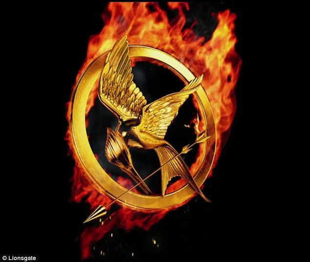 Exclusive The Hunger Games S Final Fiery Symbol For Mockingjay