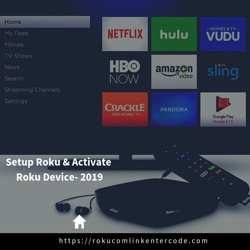 How to setup your roku tv activation