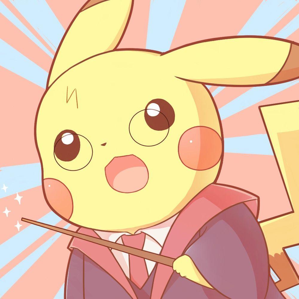 pokemon daily] harry pikachu! | ポケモン、ポケモン イラスト、アニメ