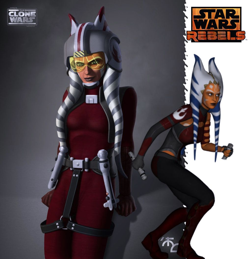 Ahsoka Tano Will She Be On Star Wars Rebels They Should