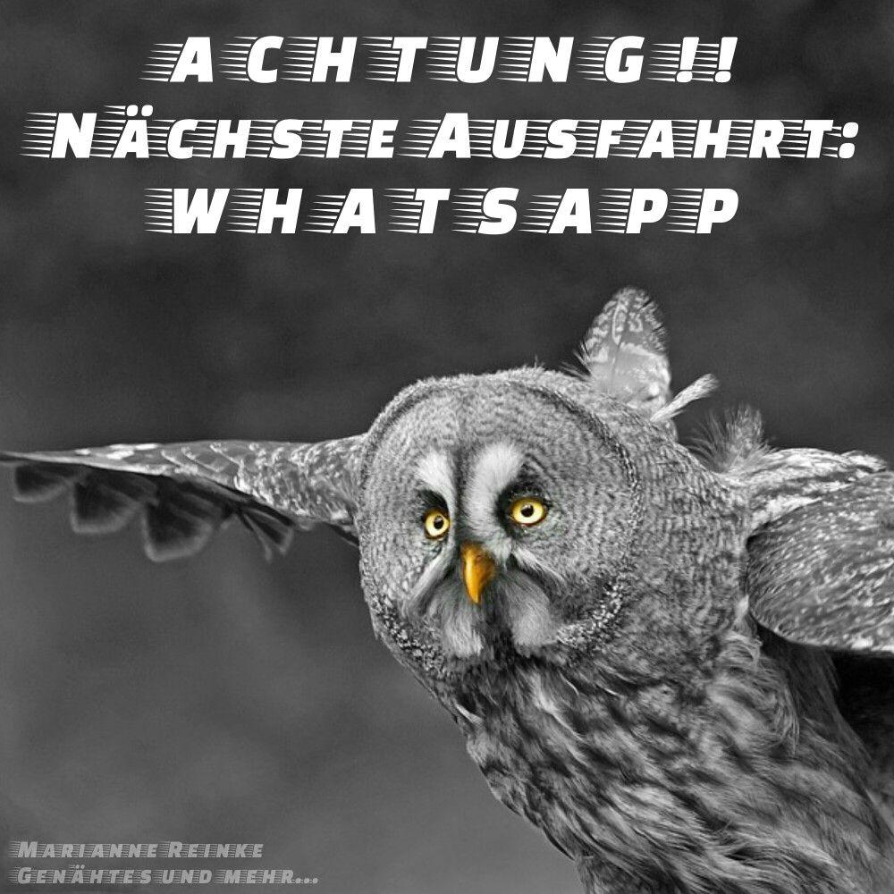 Ausfahrt nach Whatsapp. | Gute laune bilder, Gute laune