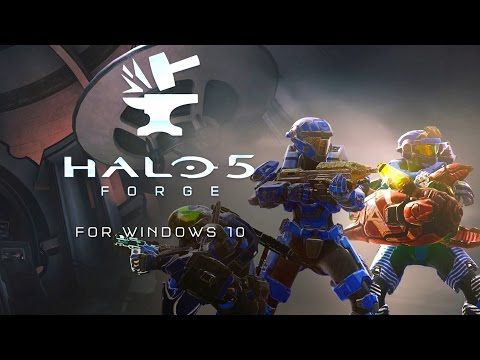 cool Halo 5: Forge for Windows 10 Trailer